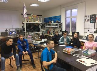 Круглый стол по обсуждению вопросов поступления и обучения  в ВКА имени А.Ф. Можайского