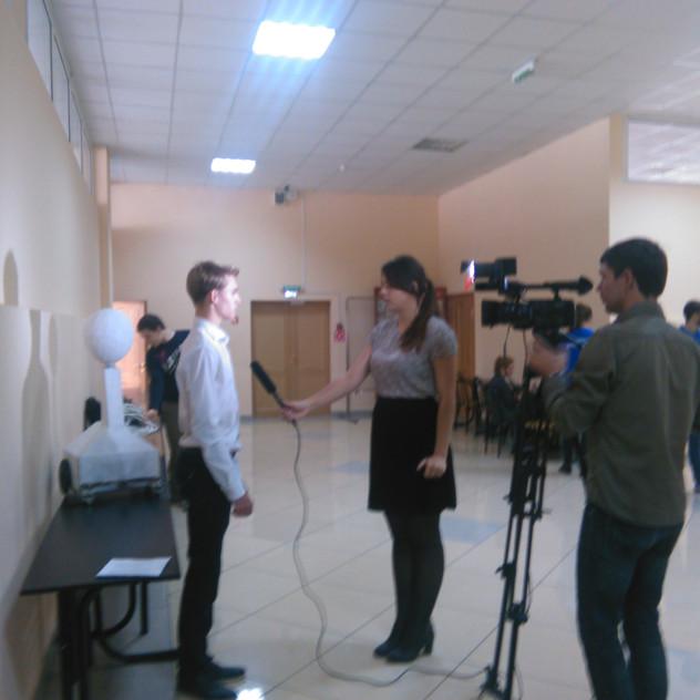 Никита Шилов дал первое интервью
