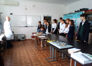 Семинар, посвященный вопросам развития инноваций и новых технологий