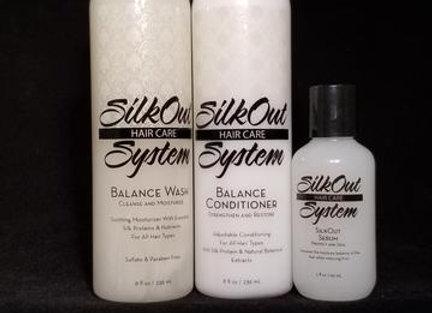 SilkOut Trio
