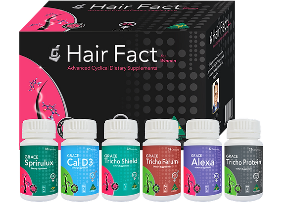 Hair Fact Cyclical Therapy For Women