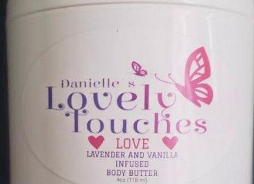 """""""Love"""" the Healing Body Butter"""