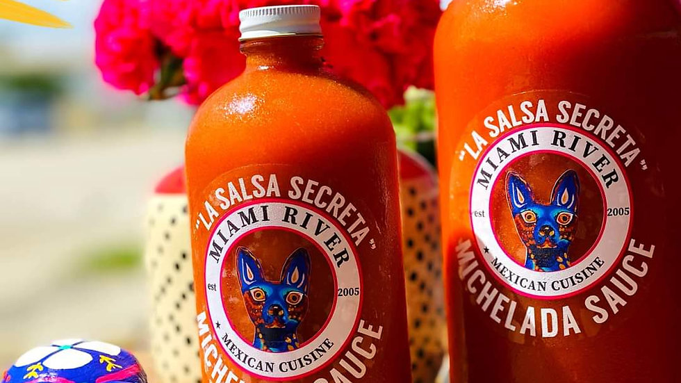 Michelada Sauce