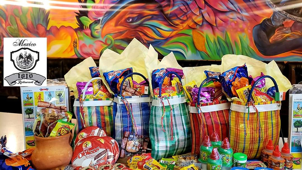Mexican Candy Bag