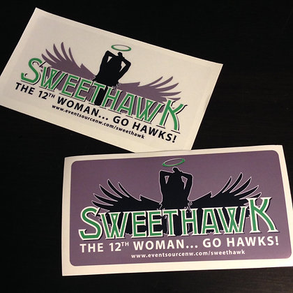 Sweethawk Decal