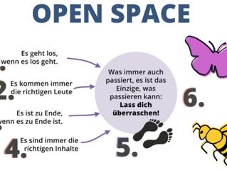 OPEN Space-Das Seminar für Ihre Firma / Abteilung