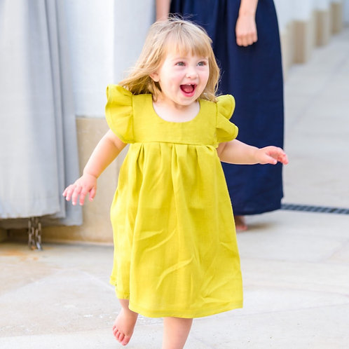 ESTRELLA CHILD'S DRESS