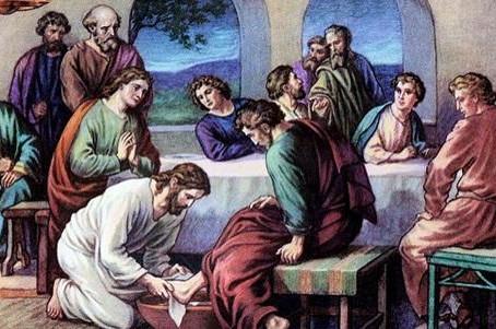 Holy Week Reflection: Monday (Luke 22:1-23)