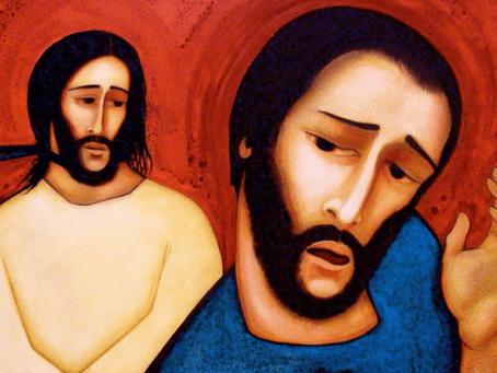 Holy Week Reflection: Tuesday (Luke 22:24-38)