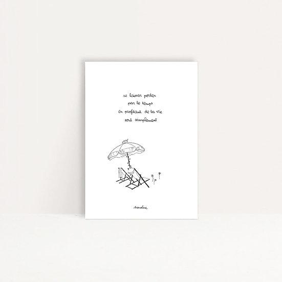 "Carte "" Parasol """