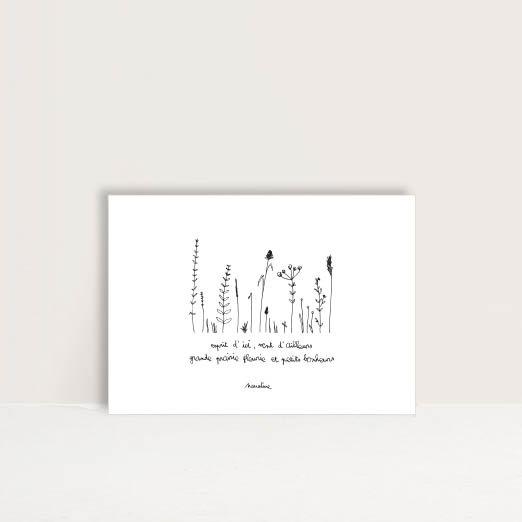 """Carte """" Vents d'ailleurs """""""