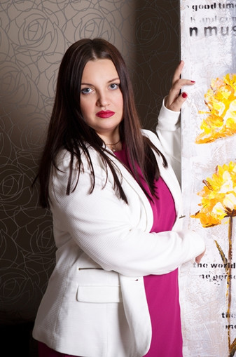 Стилист, визажист - Олеся Полохина | Stylist, makeup artist - Olesya Polokhina