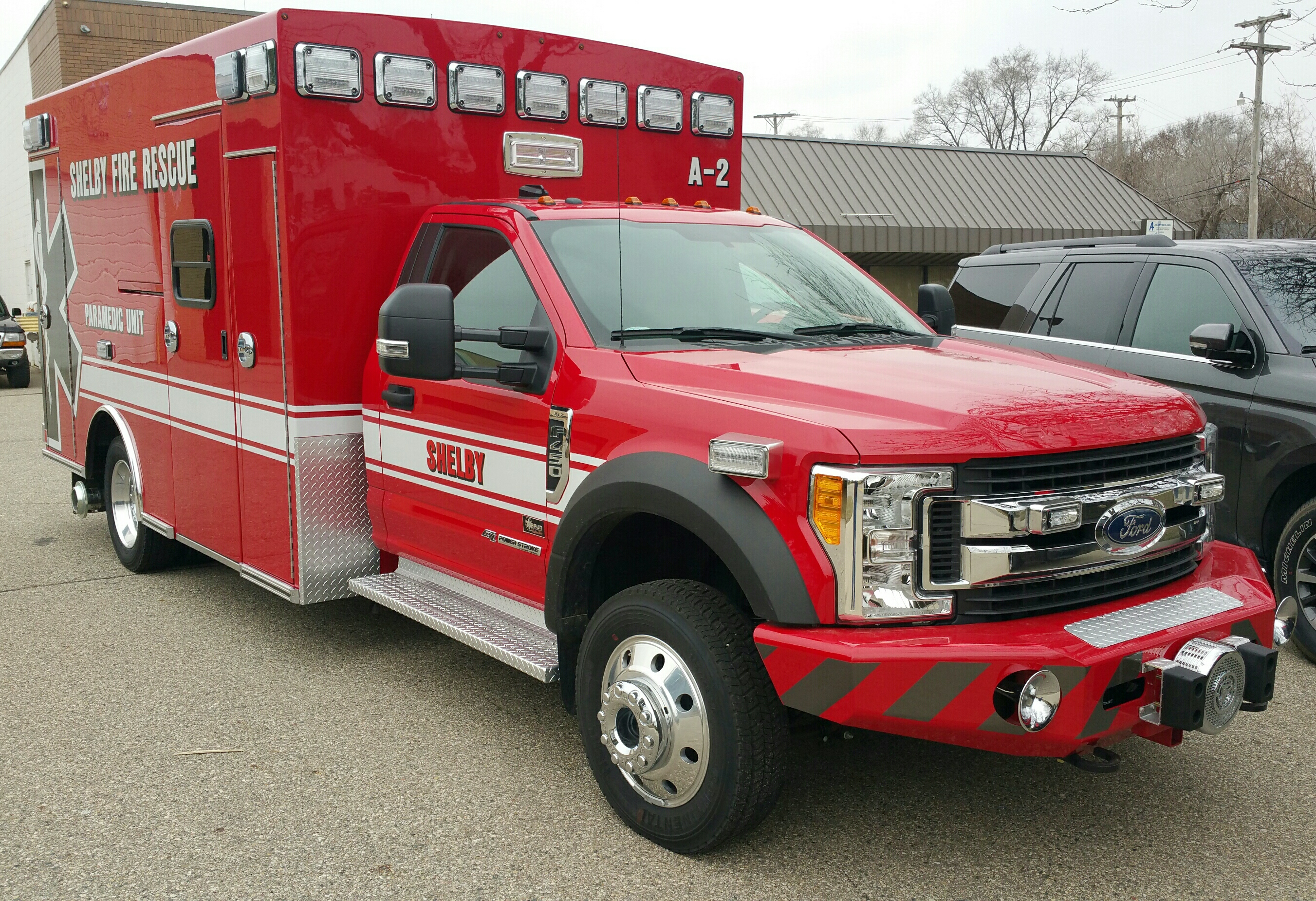 Shelby Fire / Rescue