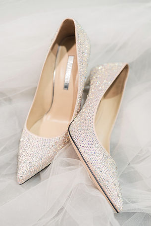 Murry Crystal Pumps
