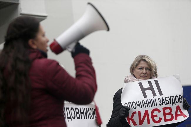 Паперовий «пінг-понг» у справі про Совські ставки