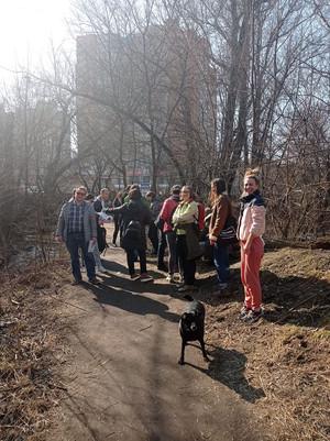 Вихідні на Совських ставках: вантажівка сміття та інвентаризація дерев
