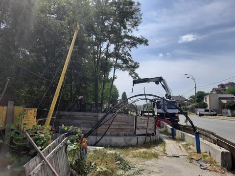 Відновилося будівництво каналізаційного колектора, який врятує Совські ставки від забруднення
