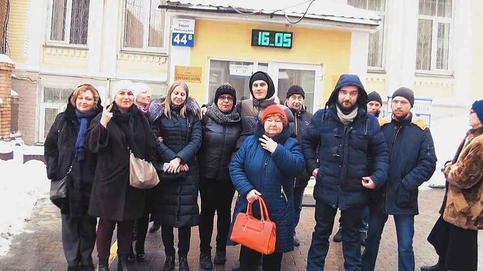 12 лютого відбудеться засідання суду по Совських ставках