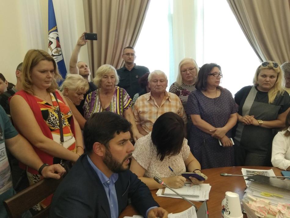 Екологічна комісія Київради підтримала створення парку на Совських ставках