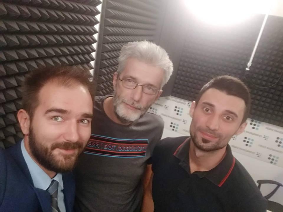 Олександр Юрченко, Андрій Куликов та Макс Юр'єв