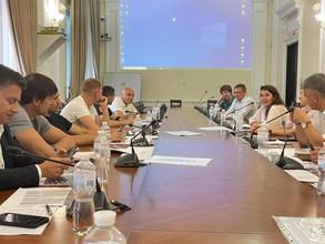 Громада Совських презентувала концепцію екопарку фракції УДАР у Київраді
