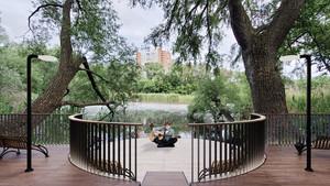 Громада презентувала концепцію парку дикої природи на Совських ставках
