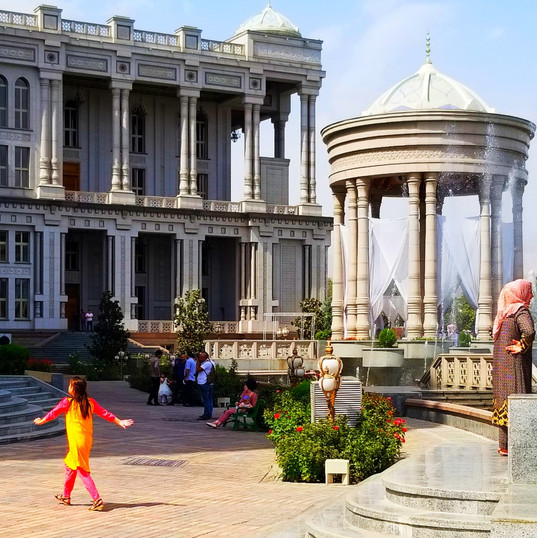 Central Dushanbe