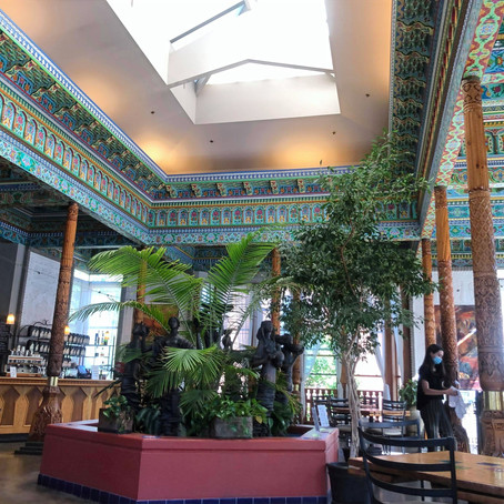 Boulder Dushanbe Teahouse is Open for Dine-in!