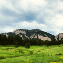 The Hills West of Boulder