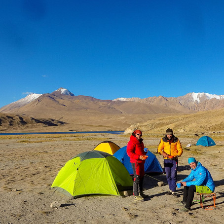 Sharaf Saidrakhmonov and Pamir Guides: Developing Eco-Tourism in the Pamirs