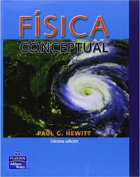 """Libro recomendado por Miguel Ángel de la Vega Rodríguez de 1ºBach A: """"Física conceptual""""."""
