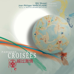 """CD """"Passions Croisées"""" - JPh.VANBESELAERE"""