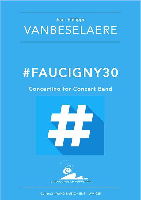 PDF - Score / #FAUCIGNY30