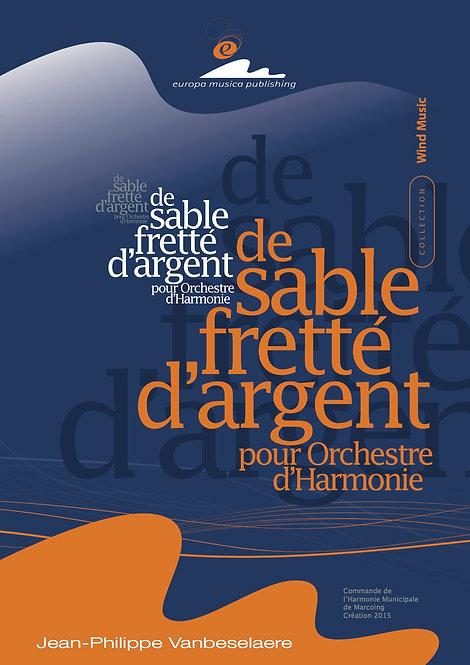 PDF - Set / DE SABLE FRETTÉ D'ARGENT