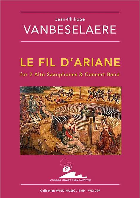 Score  / LE FIL D'ARIANE