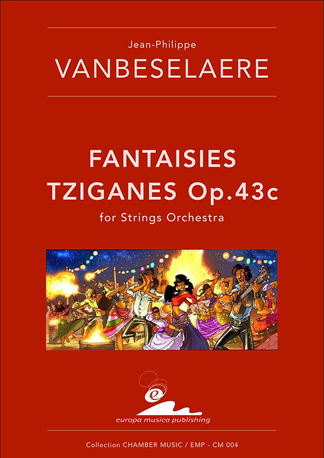Set / FANTAISIES TZIGANES, Op.43c