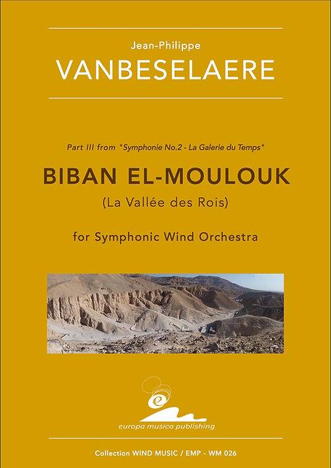 PDF - Score / BIBAN EL-MOULOUK (La Vallée des Rois)