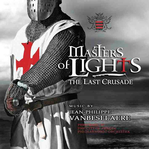 "CD ""MASTERS OF LIGHTS - The Last Crusade"""