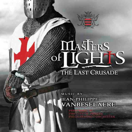 "CD ""Masters of Lights"" - JPh.VANBESELAERE"