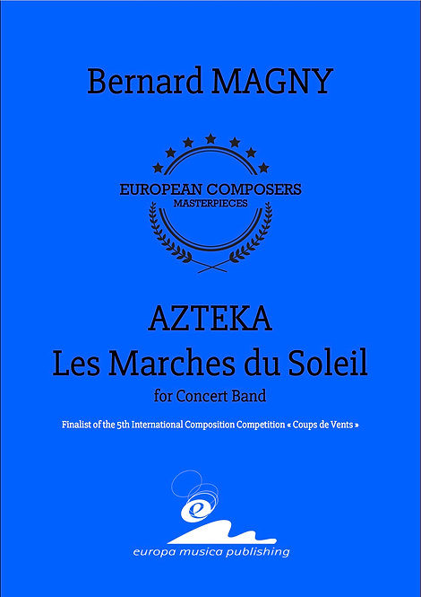 Score / AZTEKA - Les Marches du Soleil