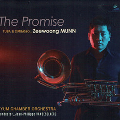 """CD """"The Promise"""" - Z.MUNN / JPh.VANBESELAERE"""