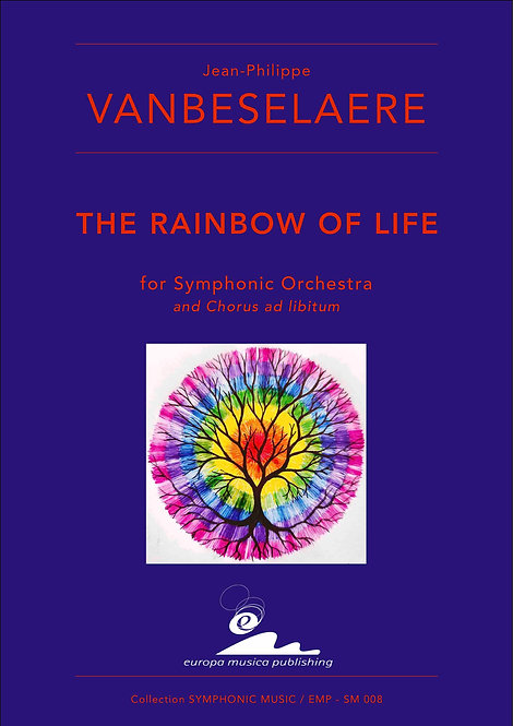 PDF - Score / THE RAINBOW OF LIFE