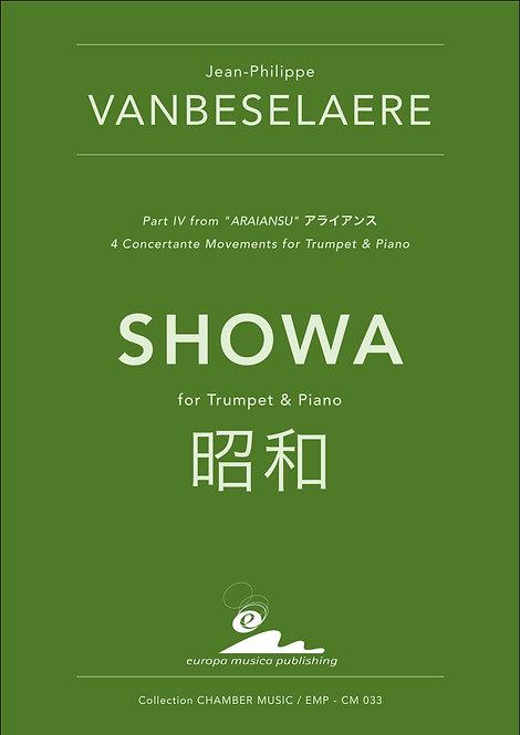 PDF - Set / SHOWA