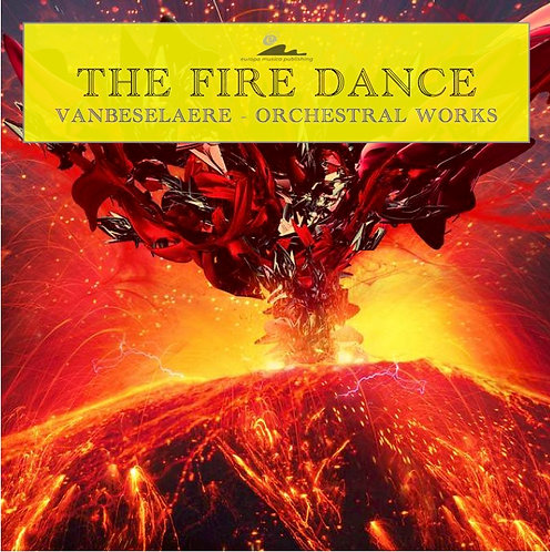 """CD """"THE FIRE DANCE"""""""