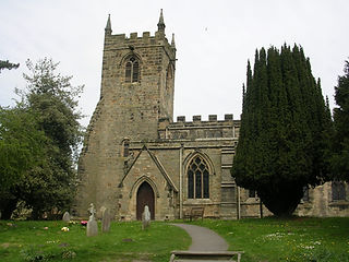 All Saints' from the south