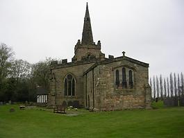 St. Mary's, Weston on Trent