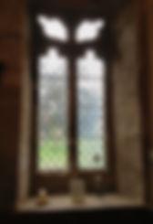 Chancel window - 15thc