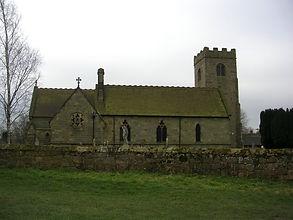 St. James', Swarkestone