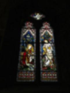 Resurrection Window at All Saints', Aston on Trent