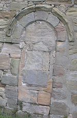 12th century priest's door